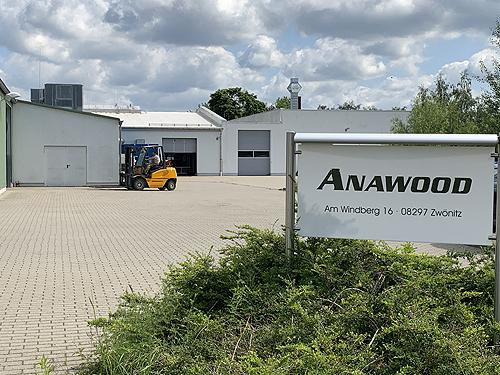 Produktionsstätte Zwönitz